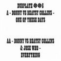 "Beatsy Collins/DONNY RE-EDITS 7"""