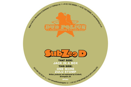 Subzee D/JACK IN A BOX 12""