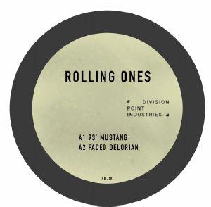 "Rolling Ones/ROLLING ONES EP 12"""