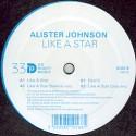 "Alister Johnson/LIKE A STAR 12"""