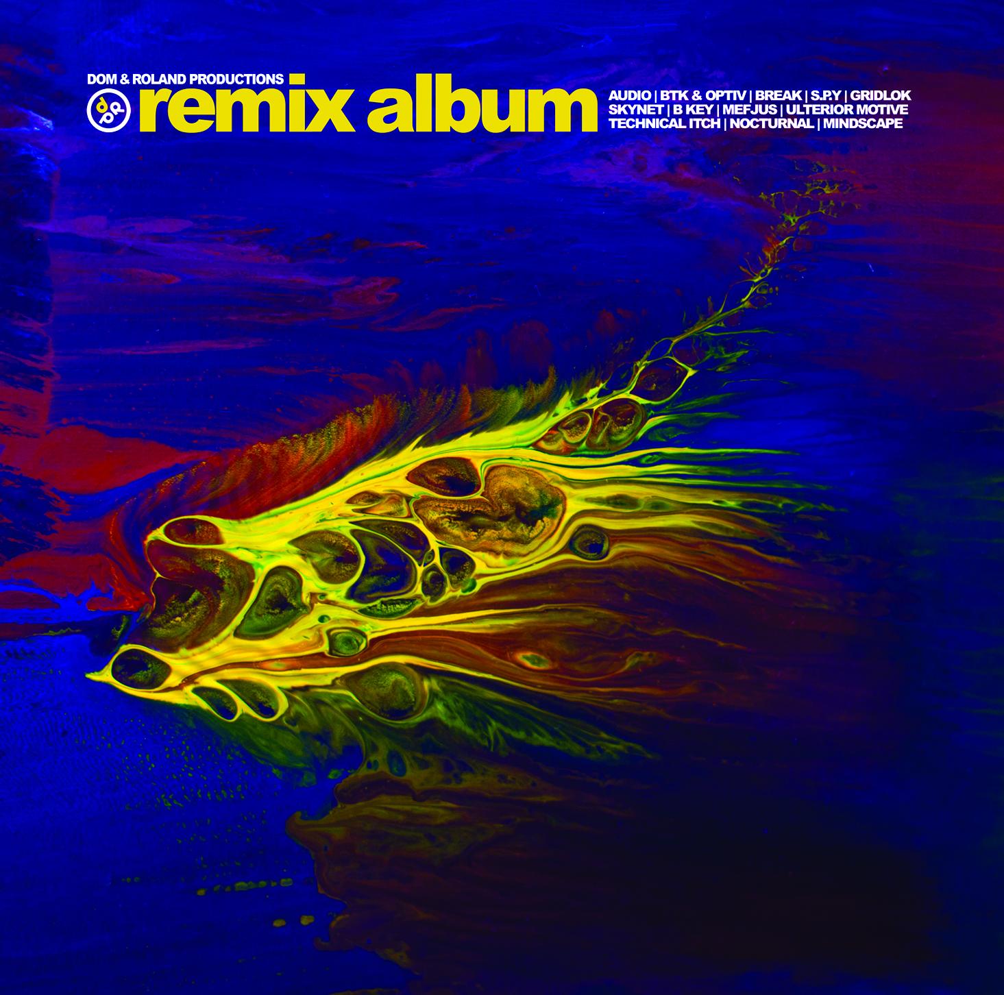 Dom & Roland/REMIX ALBUM CD