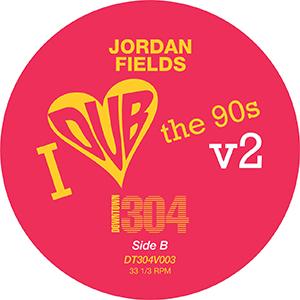 """Jordan Fields/I DUB THE 90""""S VOL 2 12"""""""