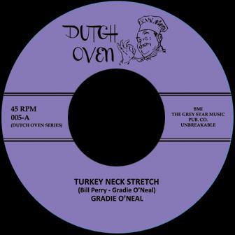 "Dutch Oven/SPLIT SINGLE VOL. 5 7"""