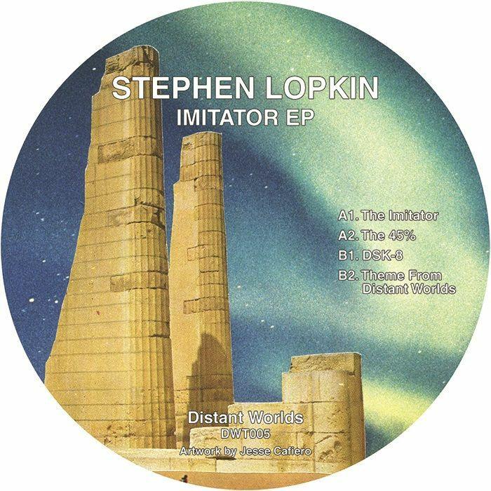 "Stephen Lopkin/IMITATOR EP 12"""