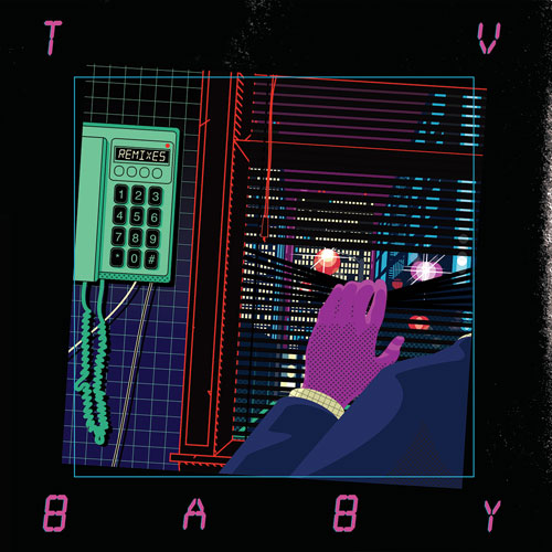 TV Baby/REMIXES D12""