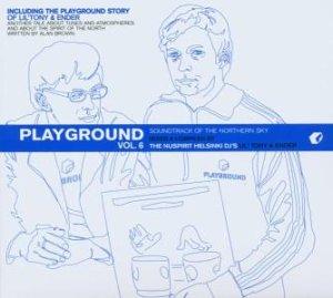 Various/PLAYGROUND VOL. 6 CD