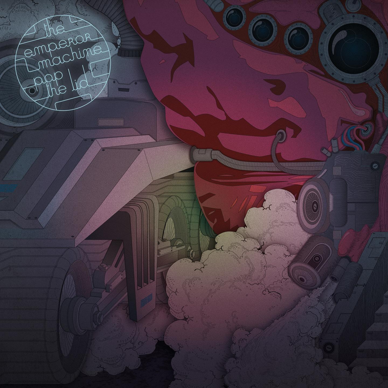 """Emperor Machine/POP THE LID 12"""""""