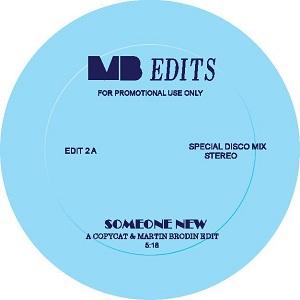 "Eskobar/SOMEONE NEW (COPYCAT EDIT) 12"""