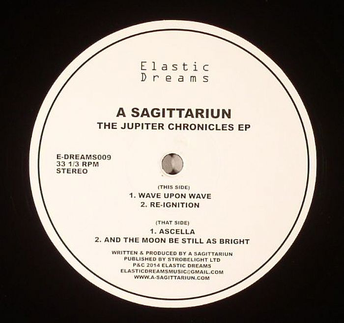 A Sagittariun/THE JUPITER CHRONICLES 12""