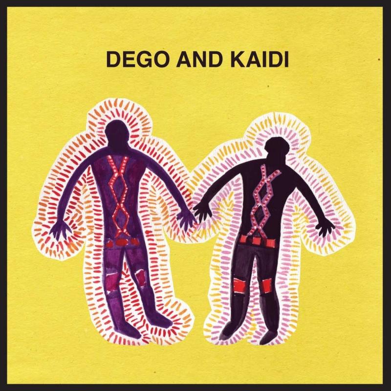"""Dego & Kaidi/EP #2 12"""""""