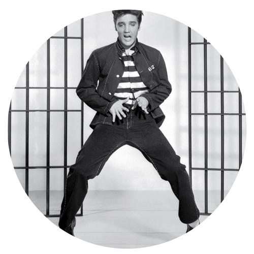 Elvis Jail/JAILHOUSE ROCK SLIPMAT