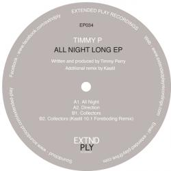 Timmy P/ALL NIGHT LONG EP 12""