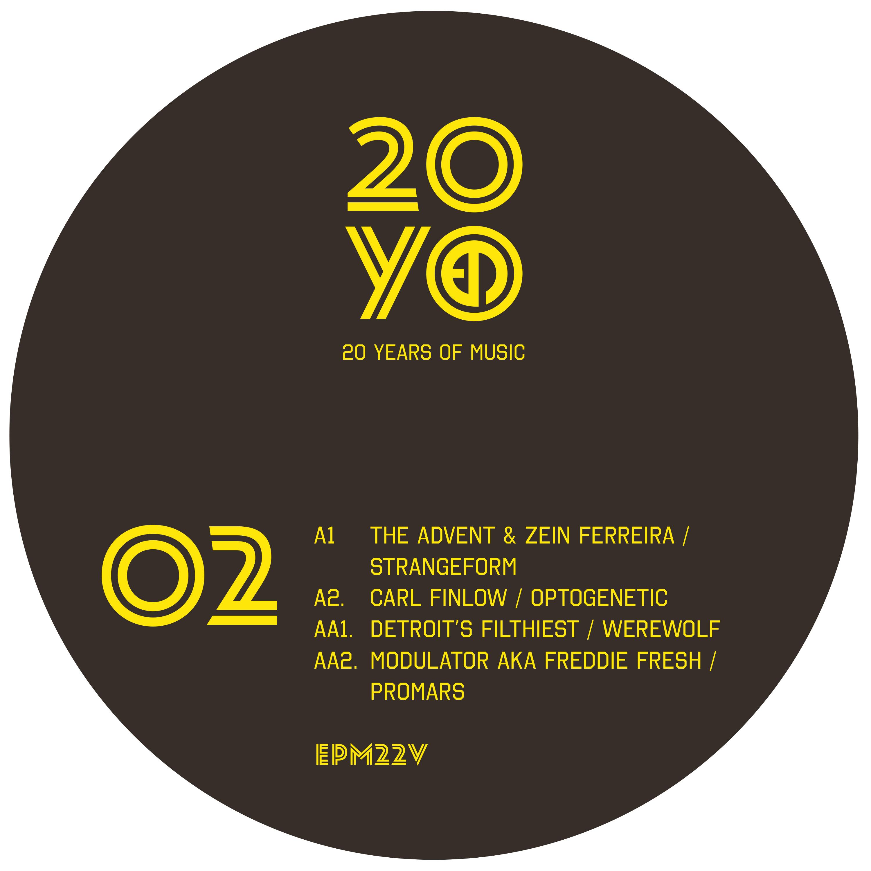 "Various/EPM20: EP2 12"""
