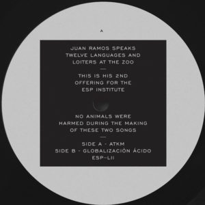 """Juan Ramos/ATKM 12"""""""