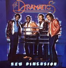 Dramatics, The/NEW DIMENSION CD