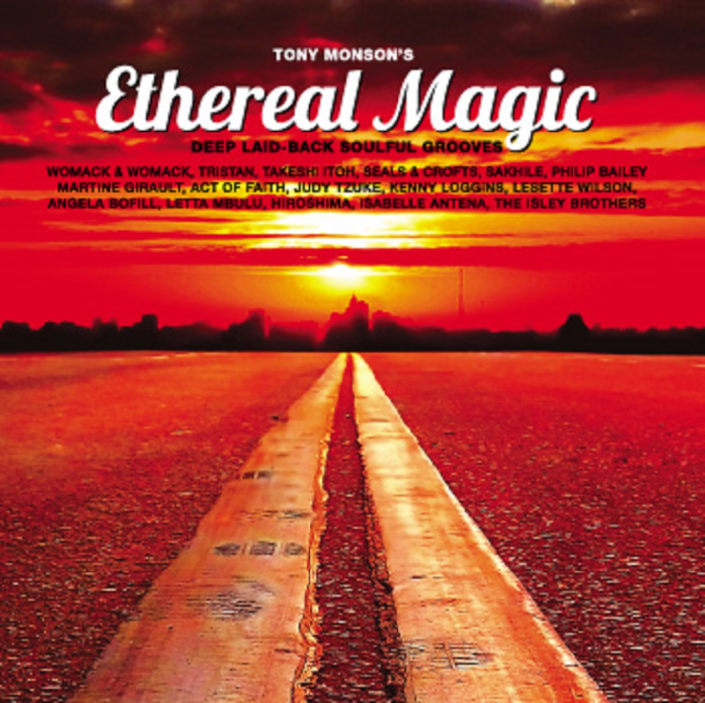 Various/ETHEREAL MAGIC CD