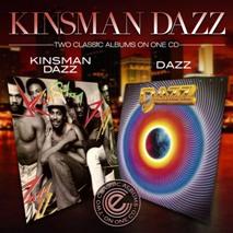 Kinsmann Dazz/KINSMANN DAZZ & DAZZ CD