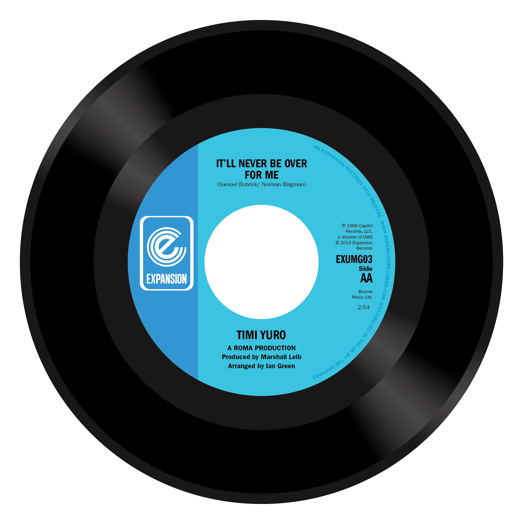 Timi Yuro/AS LONG AS THERE IS YOU 7""