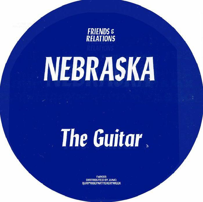 "Nebraska/THE GUITAR 12"""