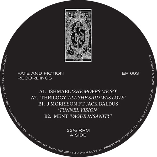 Various/FATE AND FICTION EP003 12""