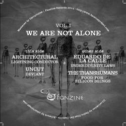 Various/WE ARE NOT ALONE VOL. 1 12""