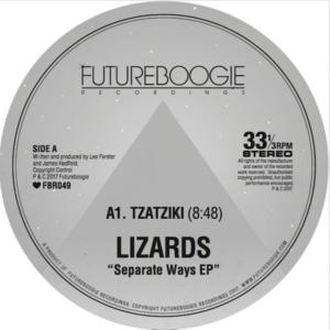 "Lizards/SEPARATE WAYS EP 12"""