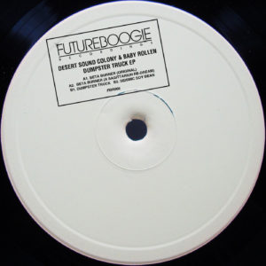 "Desert Sound Colony/BETA BURNER EP 12"""