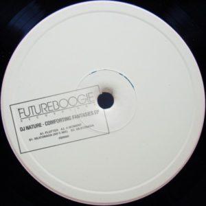 """DJ Nature/COMFORTING FANTASIES EP 12"""""""