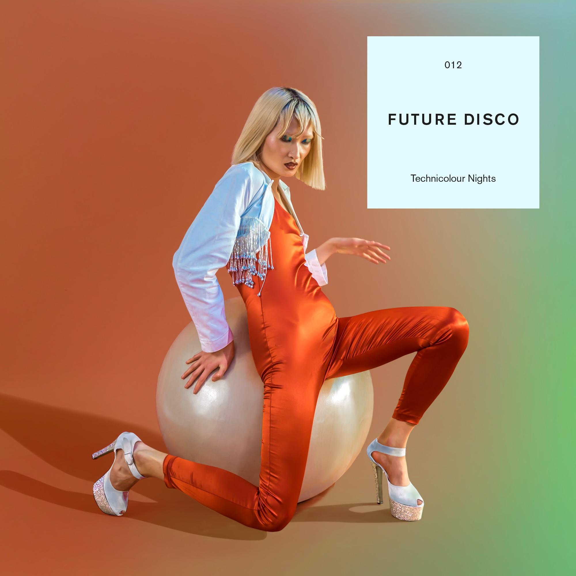 Various/FUTURE DISCO 012 DLP