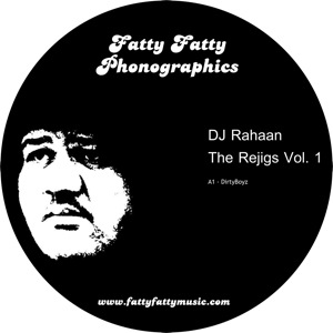 DJ Rahaan/RE-JIGS VOLUME 1 12""