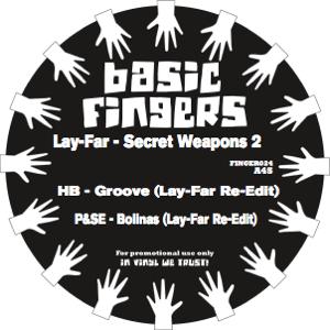 "Lay-Far/SECRET WEAPONS EP 2 12"""