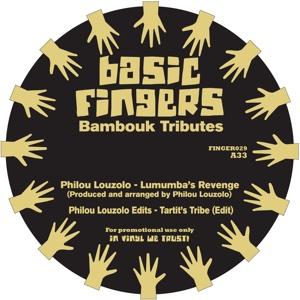 "Philou Louzolo/BAMBOUK TRIBUTES 12"""