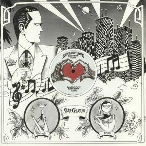 """Bordeaux/PARADISE'S LOVE (KON REMIX) 12"""""""