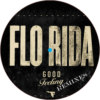 Flo Rida/GOOD FEELING 12""