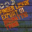 Drumattic Twins/FINGER LICKIN' 01 CD