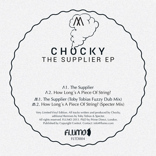 Chocky/THE SUPPLIER TOBY TOBIAS MIX 12""