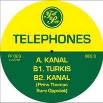 "Telephones/KANAL - PRINS THOMAS 12"""