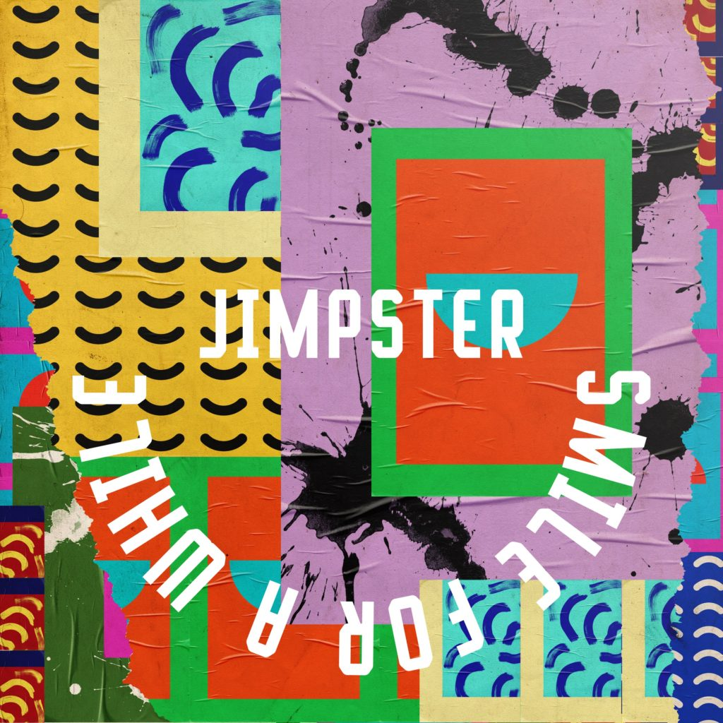 Jimpster/SMILE FOR A WHILE 12""
