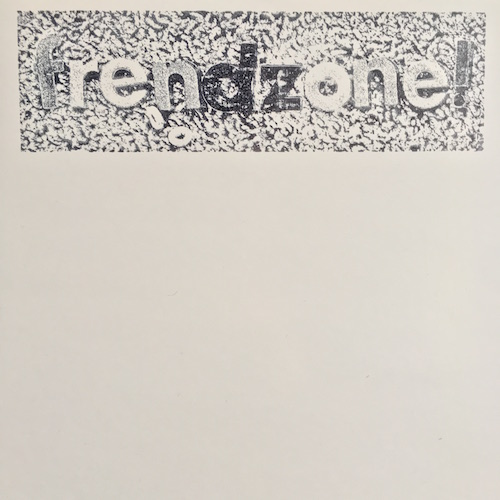 "Various/FRNDZNE02 12"""