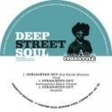 """Deep Street Soul/STRAIGHTEN OUT 12"""""""