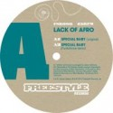 Lack Of Afro/SPECIAL BABY 12""