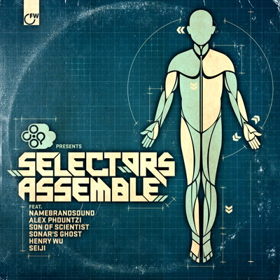 Various/SELECTORS ASSEMBLE EP VOL 1 12""
