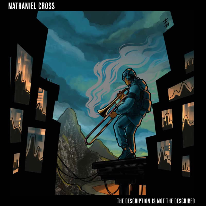 "Nathaniel Cross/THE DESCRIPTION... 12"""