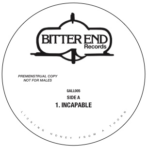 Crooked Man/INCAPABLE 12""