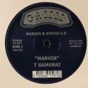 """7 Samurai/MARVIN & STEVIE  12"""""""