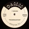 """7 Samurai/MODERNIZATION 12"""""""