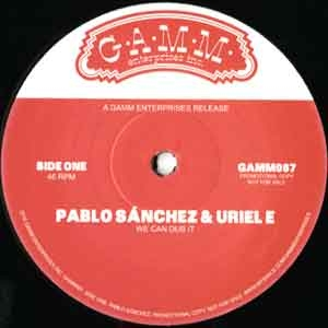 """Pablo Sanchez & Uriel E/WE CAN DUB...12"""""""