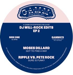 """DJ Will/ROCK EDITS EP 2 12"""""""