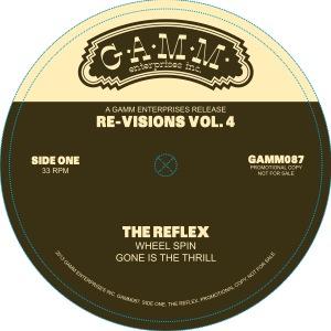 "Reflex/REVISIONS VOLUME 4 12"""