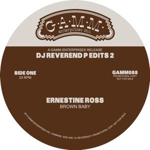 "DJ Reverend P/EDITS PT.2 12"""